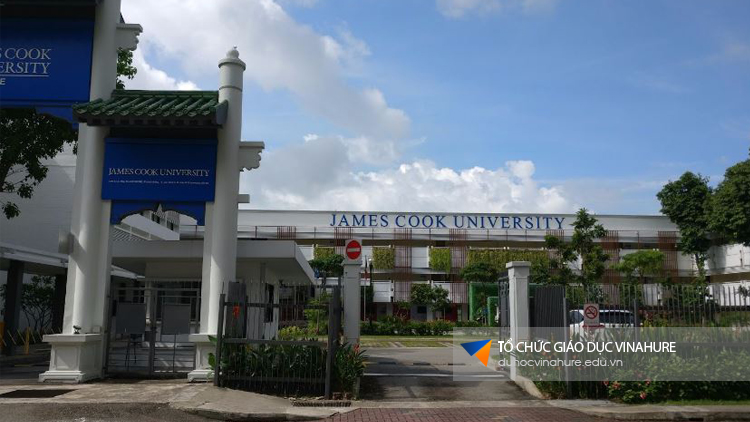 Đại học James Cook Singapore