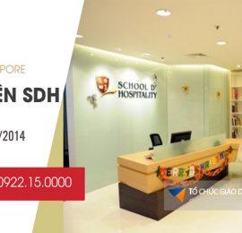 Hội thảo du học Singapore -Trường SDH