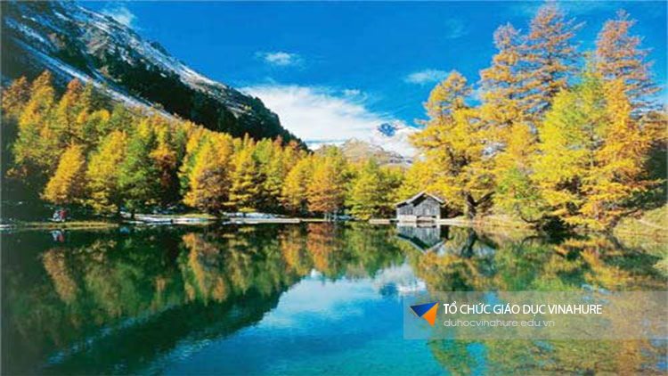 Du học Du Lịch Khách Sạn Thụy Sĩ