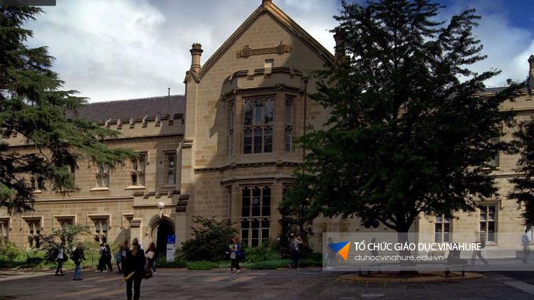 Học bổng du học Úc - Đại học Melbourne