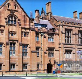 Học bổng đại học Sydney Úc
