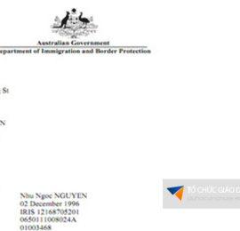 Visa du học Úc - Ngọc