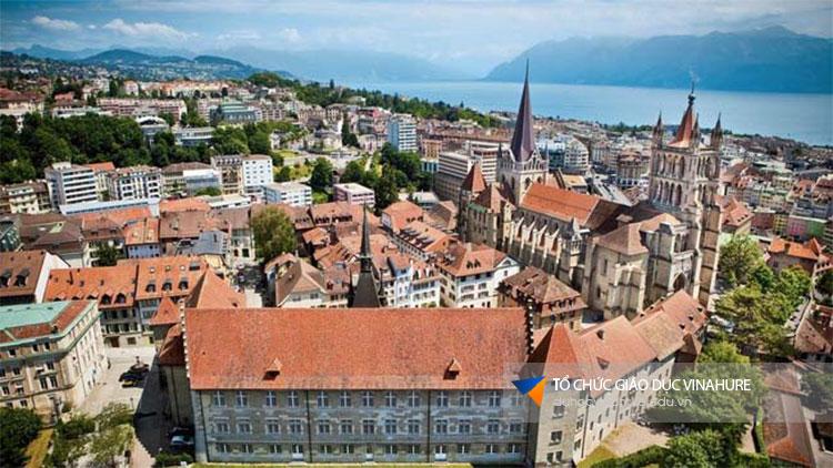 Lausanne Thụy Sĩ
