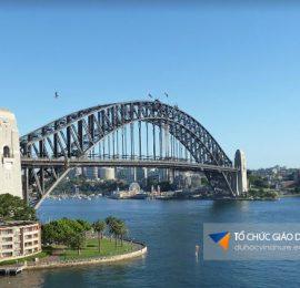 Học bổng du học Úc 2015