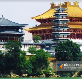 Học bổng du học Trung Quốc kỳ tháng 09/2015