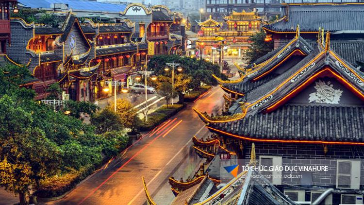 Trùng Khánh - Trung Quốc