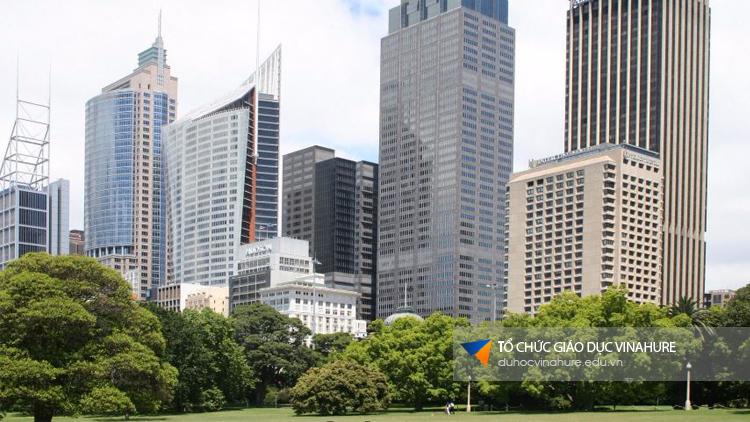 Du học Úc - Thành phố Melbourne