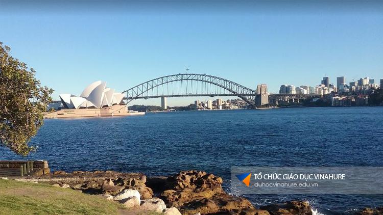 Du học Úc - Cánh cửa tương lai