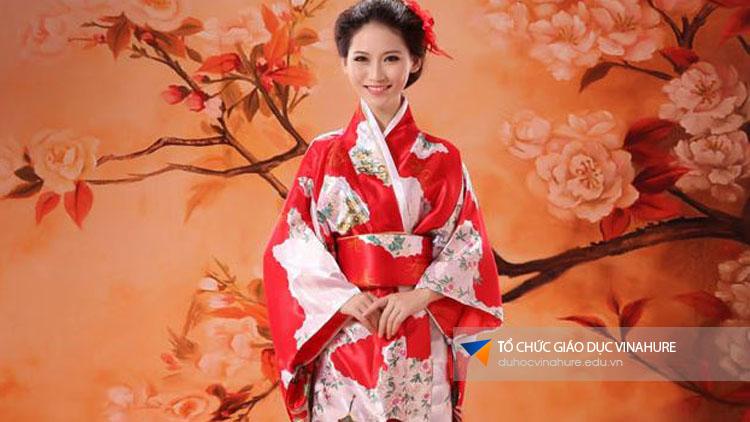 Kimono truyền thống của Nhật Bản