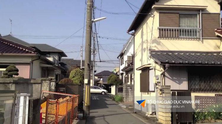 Thuê nhà ở Nhật Bản