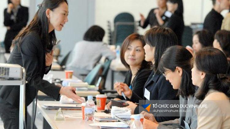 Văn hóa công sở tại Nhật