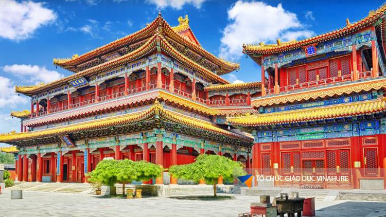 Học bổng toàn phần du học Trung Quốc