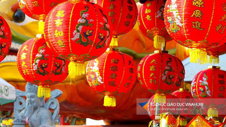 con số và màu sắc may mắn tại Trung Quốc