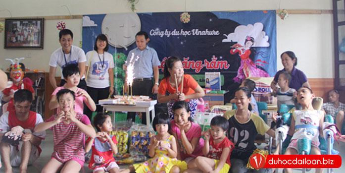 chương trình từ thiện trung thu