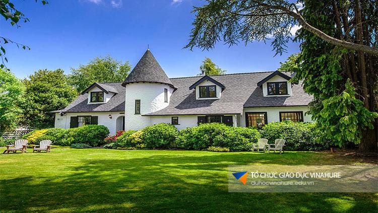 nhà ở tại canada