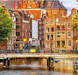 học du lịch - khách sạn tại Hà Lan