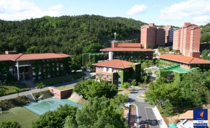 Đại học Mokwon Hàn Quốc