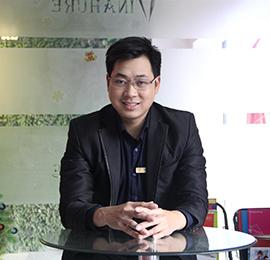 Mr Quan - Du học Vinahure