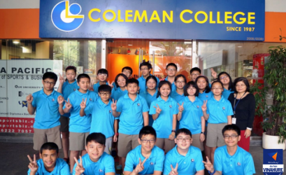 Cao đẳng Coleman Singapore