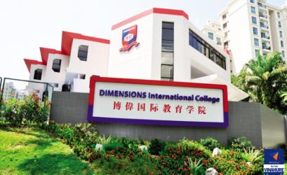 Cao đẳng quốc tế Dimensions