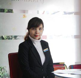Sara Vu - DU học Vinahure