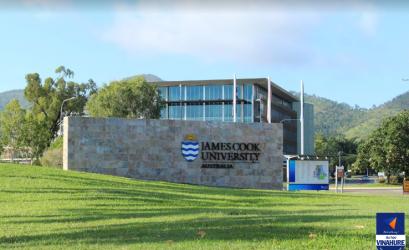 Đại học James Cook Úc