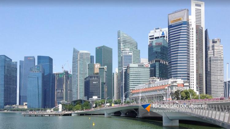 Nét đặc trưng tại Singapore