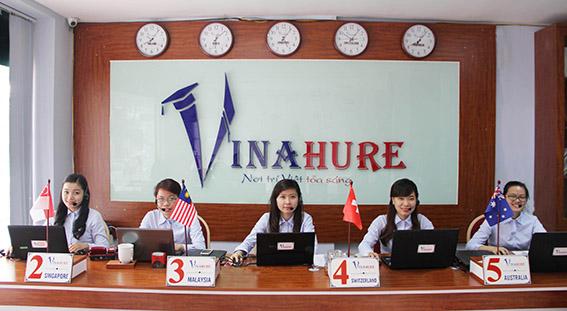 Công ty Tư Vấn Du Học Vinahure
