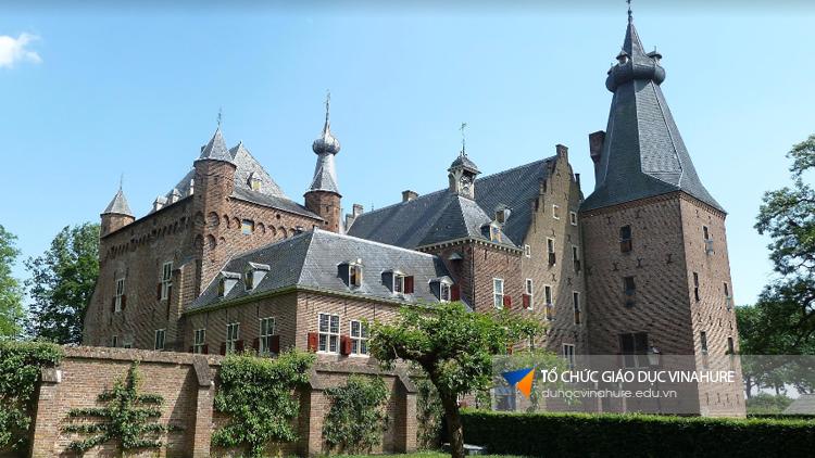 Đất nước Hà Lan xinh đẹp