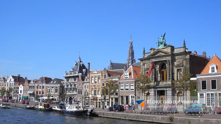 Đất nước Hà Lan xinh đẹp và thịnh vượng