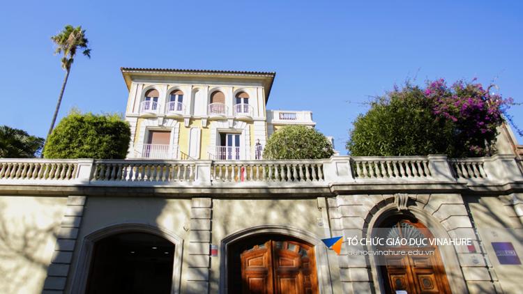 Học bổng du học Tây Ban Nha - Đại học ESEI