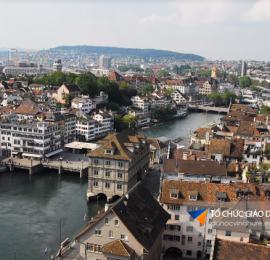 Học bổng du học Thuỵ Sĩ 2017