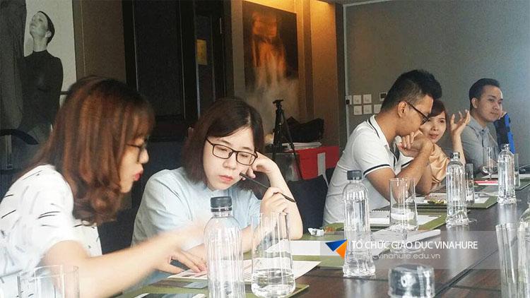 Hội thảo du học Thụy Sĩ - Trường BHMS tại Hà Nội