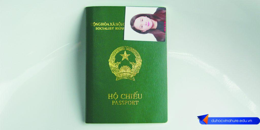 Visa du học Trung Quốc - Bạn Trịnh Thị Hải Vân