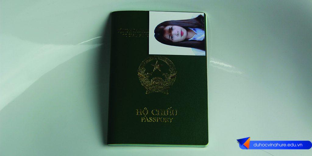 Visa du học Trung Quốc - Bạn Nguyễn Thị Hoa