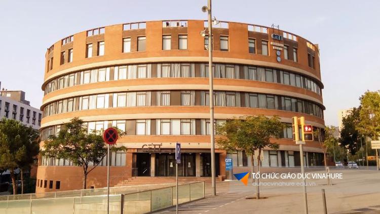 Du học Thạc sĩ tại CETT Tây Ban Nha