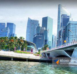 Điều kiện du học Singapore 2017