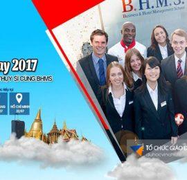Hội thảo du học Thụy Sĩ - Trường BHMS