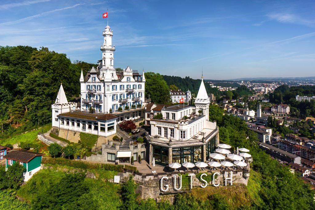 Lâu đài Gutsch.