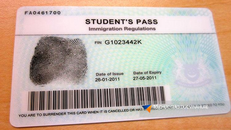 Thủ tục xin Student Pass tại Singapore