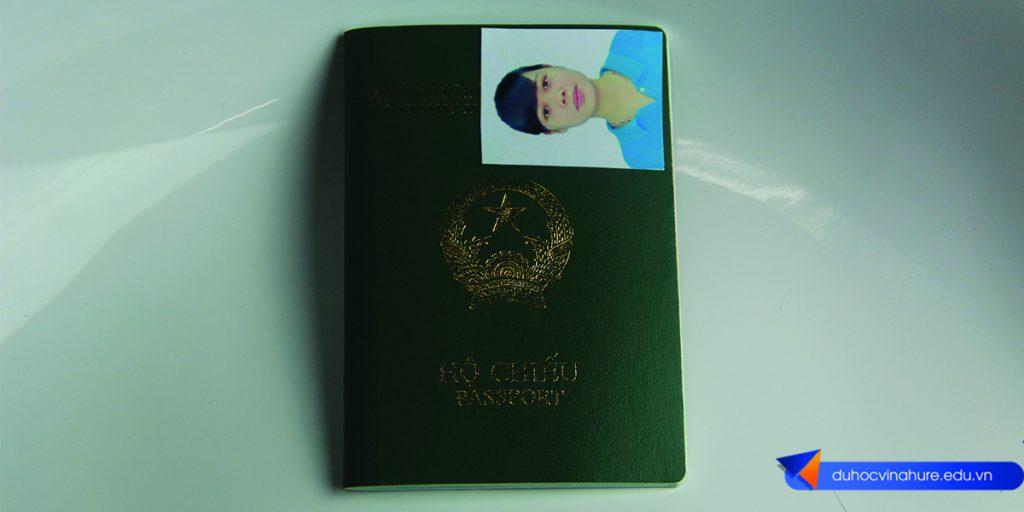 Visa du học Trung Quốc - Bạn Nguyễn Thị Hồng Thắm
