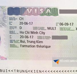 Visa Kiên