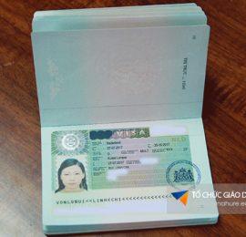 Visa du học Hà Lan - Bạn Linh Chi
