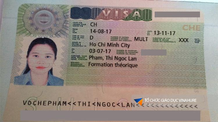 Visa du học Thụy Sĩ