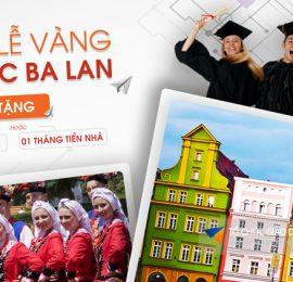 Tuần lễ vàng tư vấn du học Ba Lan