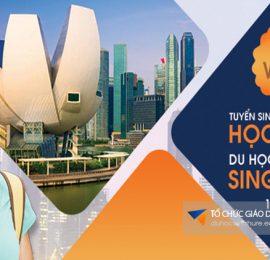 Học bổng du học Singapore 2017