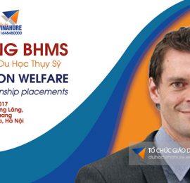 Hội thảo du học BHMS
