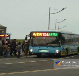 phương tiện giao thông công cộng Đài Loan