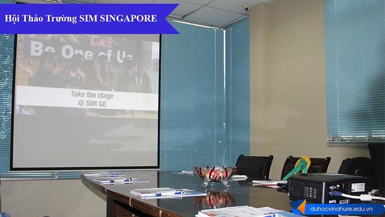 Hình ảnh chuẩn bị cho Hội Thảo trường SIM Singapore