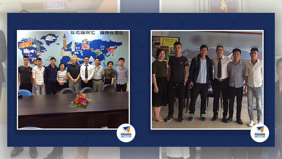 Vinahure gặp gỡ du học sinh tại Đài Loan